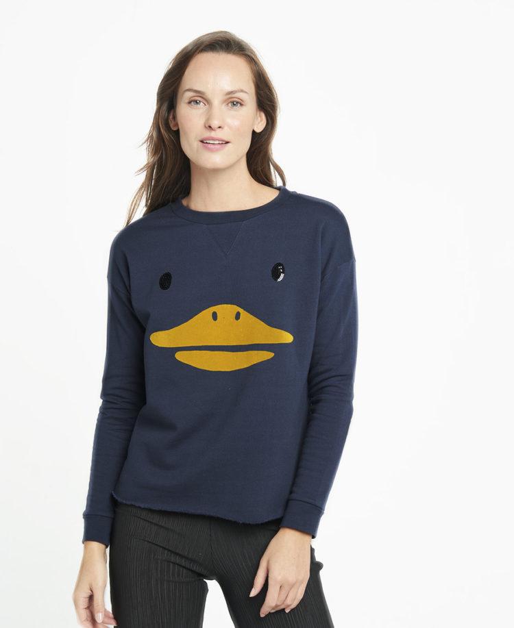 Sudadera Duck S