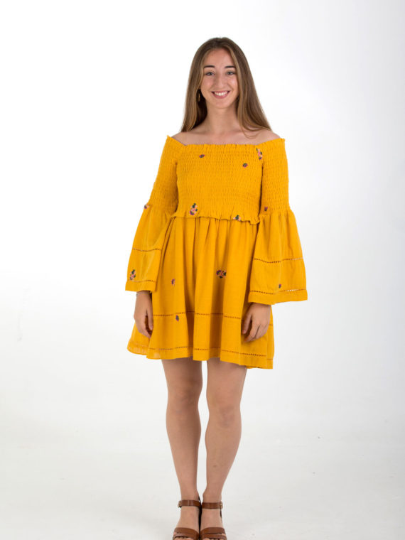 Vestido Counting Daisies