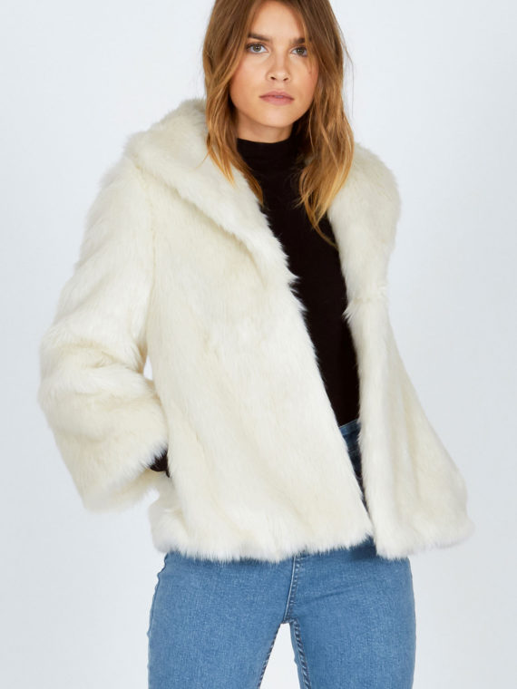 Chaqueta Fur Ever Mine