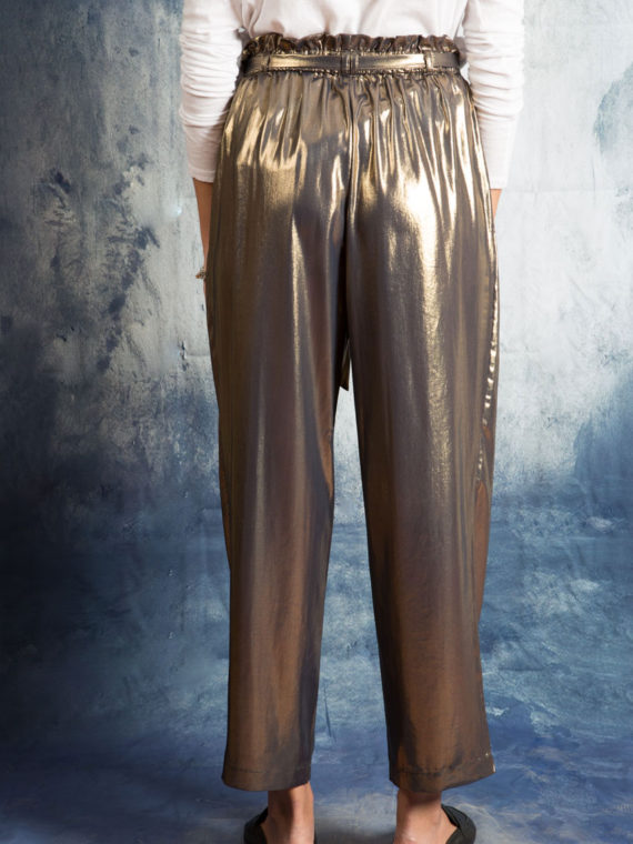 Pantalón Metal Harem